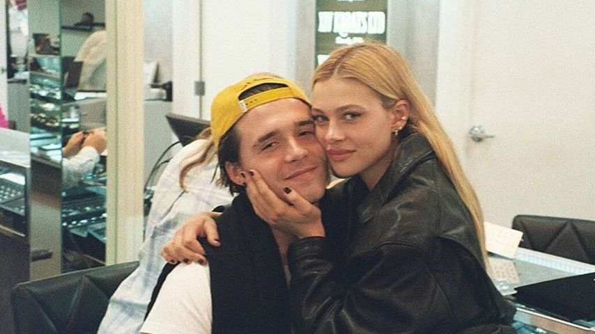 Brooklyn Beckham und Nicola Peltz im Januar 2020