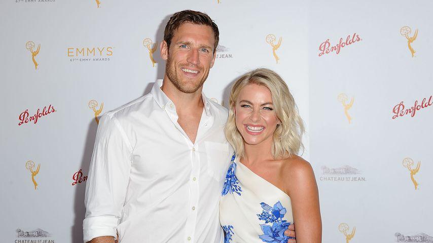 Brooks Laich und Julianne Hough 2015