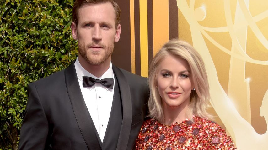 Brooks Laich und Julianne Hough im September 2015