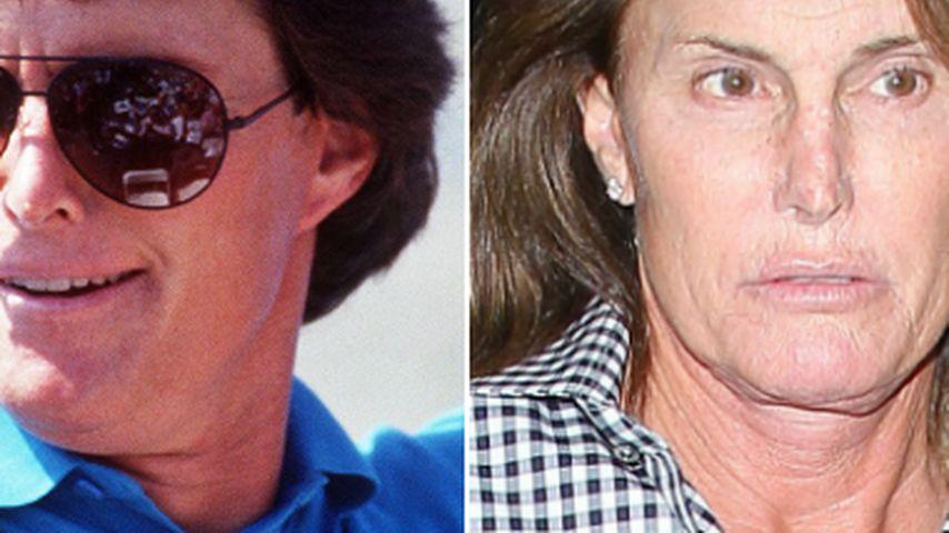 Komplett-Verwandlung: Bruce Jenner früher & heute