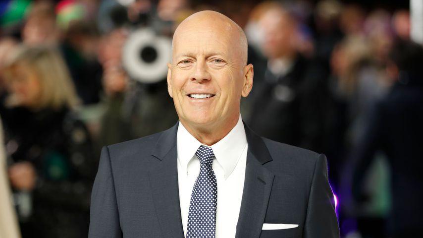 Bruce Willis im Januar 2019