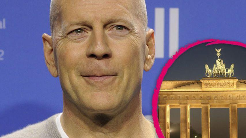 """""""Stirb langsam 5"""": Bruce Willis kommt nach Berlin"""