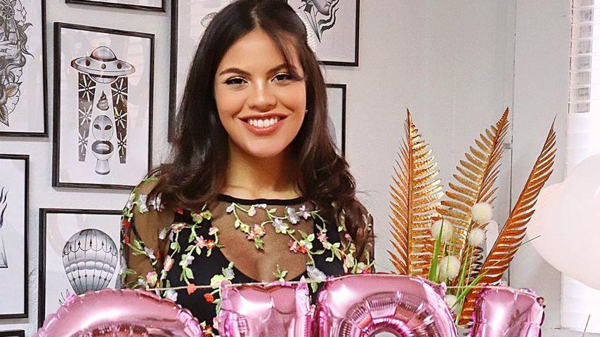 Ex-GNTM-Girl Bruna Rodrigues enthüllt das Babygeschlecht!