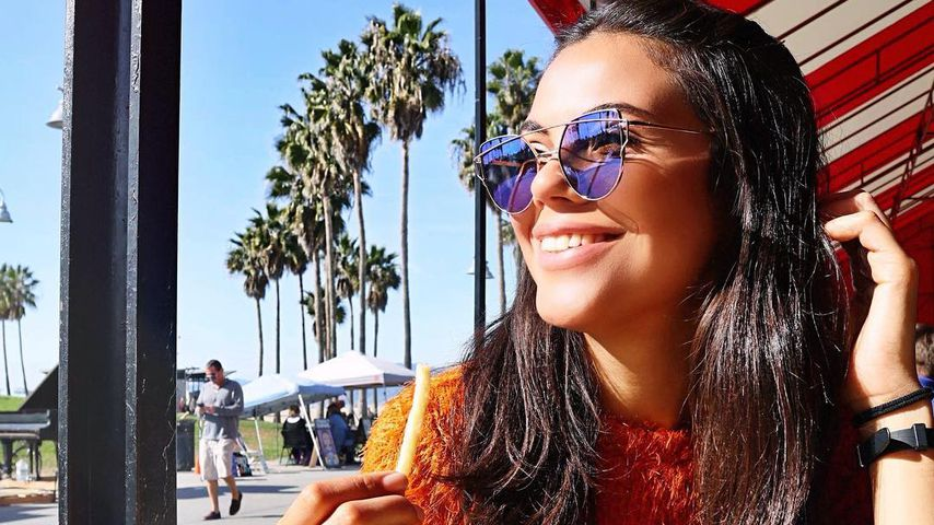 Bruna Rodrigues in Kalifornien