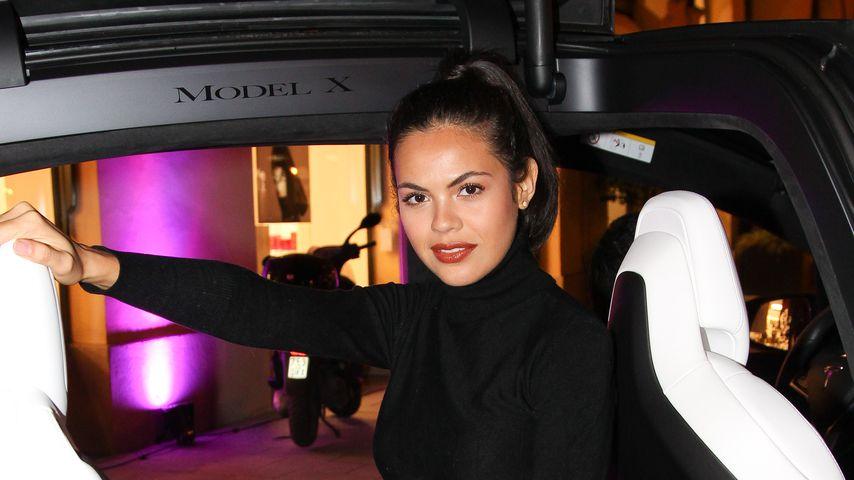 Bruna Rodrigues im November 2018 in München