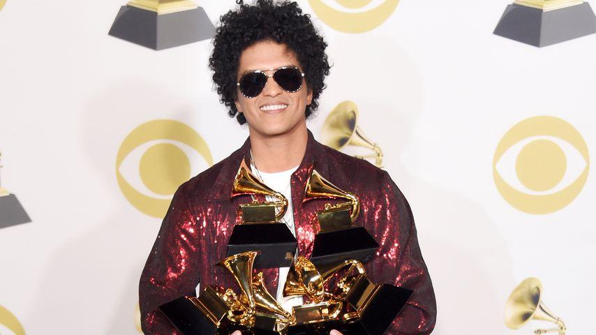 """Bruno Mars: """"Nie wieder Drogen!"""""""