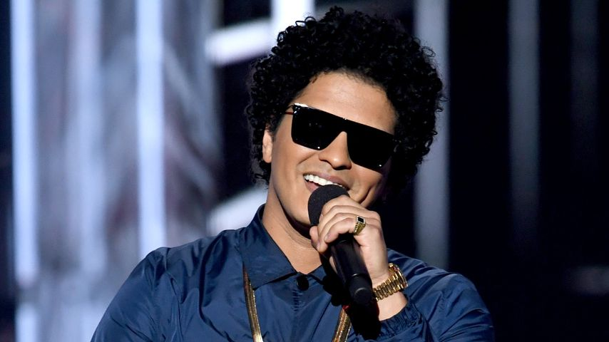 Bruno Mars in Las Vegas, 2018