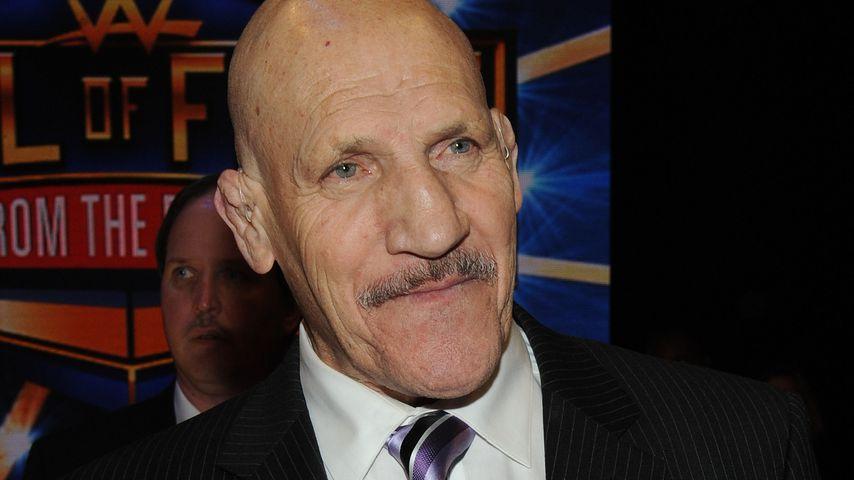 Bruno Sammartino (†82) Größter Wrestling-Champion aller Zeiten ist tot!