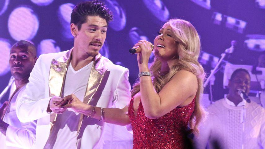 Liebe bestätigt: Mariah Carey und ihr Tänzer sind ein Paar!