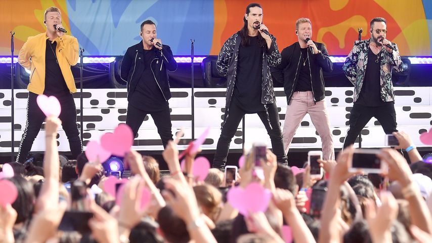 "Backstreet Boys bei ""Good Morning America"""