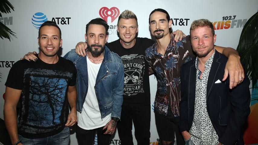 Backstreet Boys sind zurück: Welcher ist euer Lieblings-Hit?