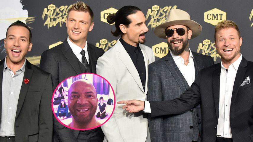 Detlef D! Soost megastolz: Backstreet Boys teilen sein Video