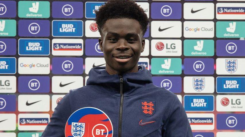 Bukayo Saka, Fußballer