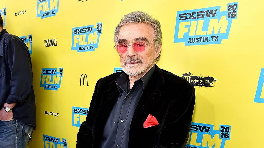 Burt Reynolds in Austin, Texas