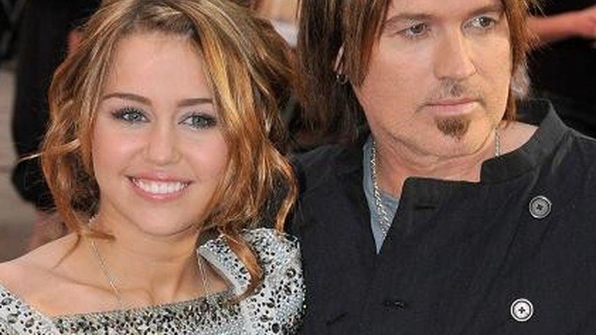 Heirat mit Liam: Miley Cyrus' Vater hält sich raus