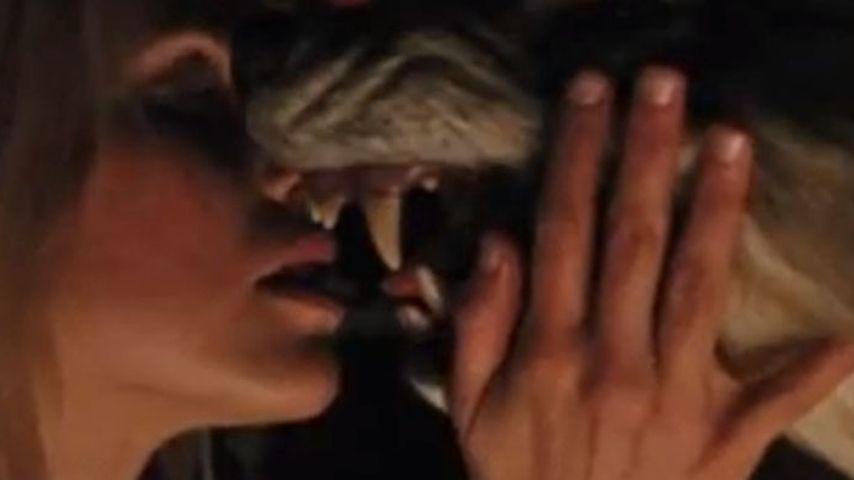 Cabin in The Woods: Die mit dem Wolf knutscht!?