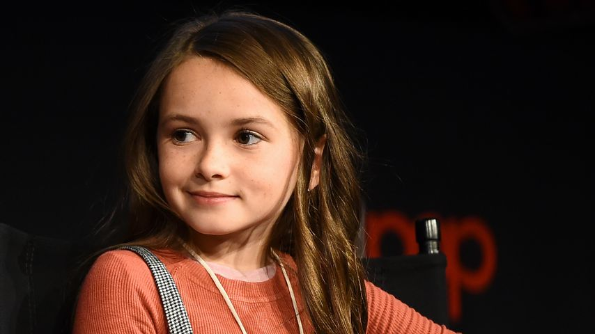 "Hat ""The Walking Dead""-Cailey (12) Angst vor den TV-Zombies?"