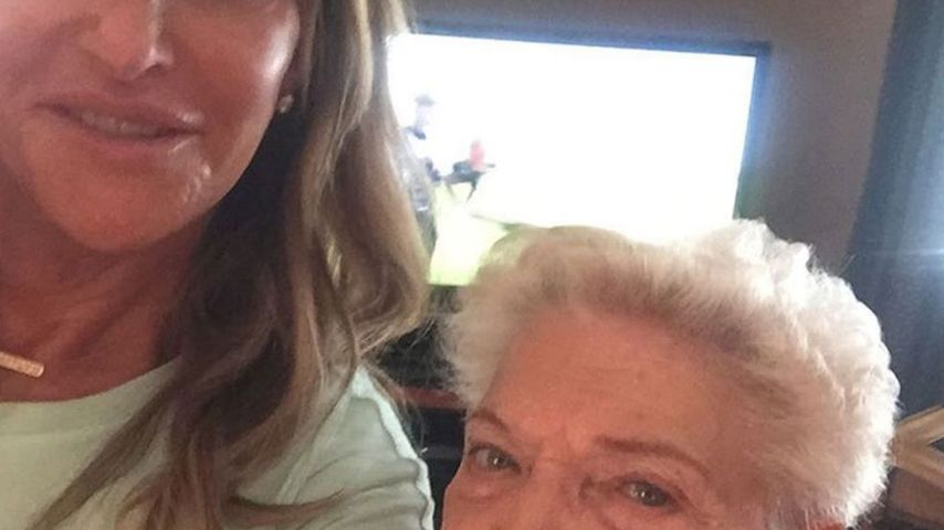 Infiziert: Caitlyn Jenner und ihre Mom im Olympia-Fieber