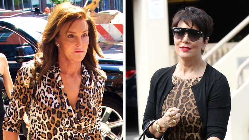Caitlyn vs. Kris Jenner: Diese zwei stehen auf Leo-Look