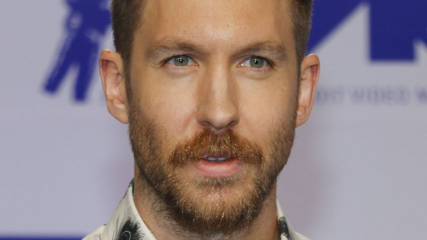 Calvin Harris bei den MTV Video Music Awards