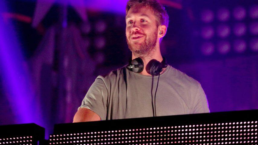 Calvin Harris bei einem Auftritt im Dezember 2015