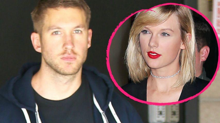 Nach Swift-Trennung: Erstes Statement von Calvin Harris!
