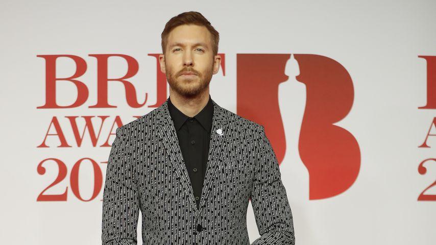 Calvin Harris bei den BRIT Awards 2018