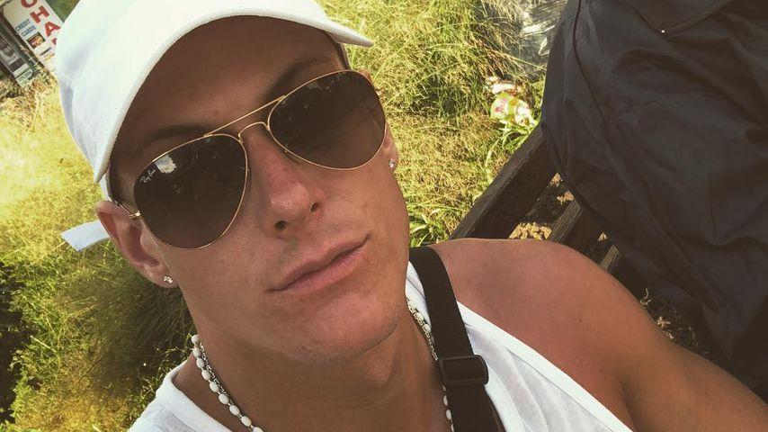 Calvin Kleinen im Juli 2018
