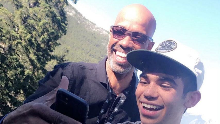 Disney-Star Cameron Boyce und sein Vater