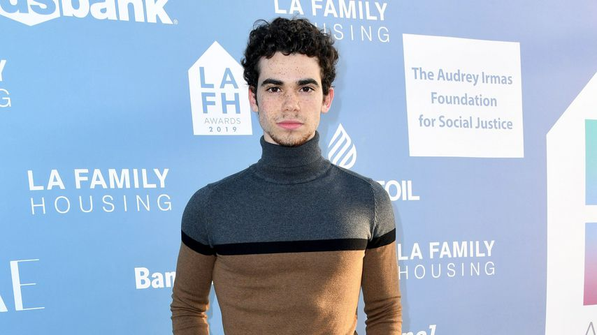 Cameron Boyce im April 2019