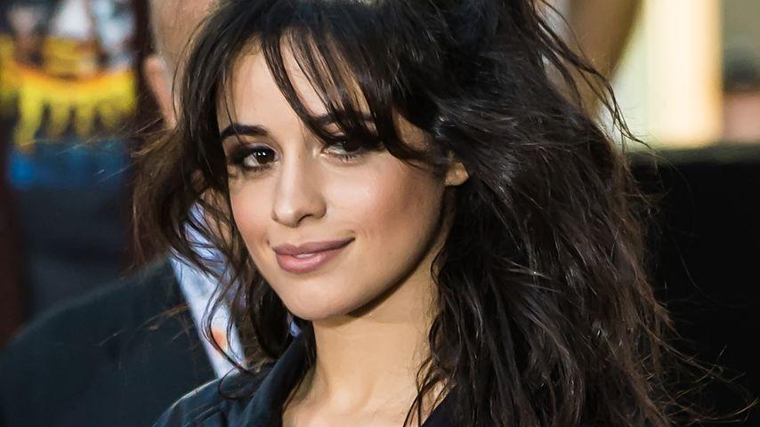 Camila Cabello love bei der NBC Today Show in New York