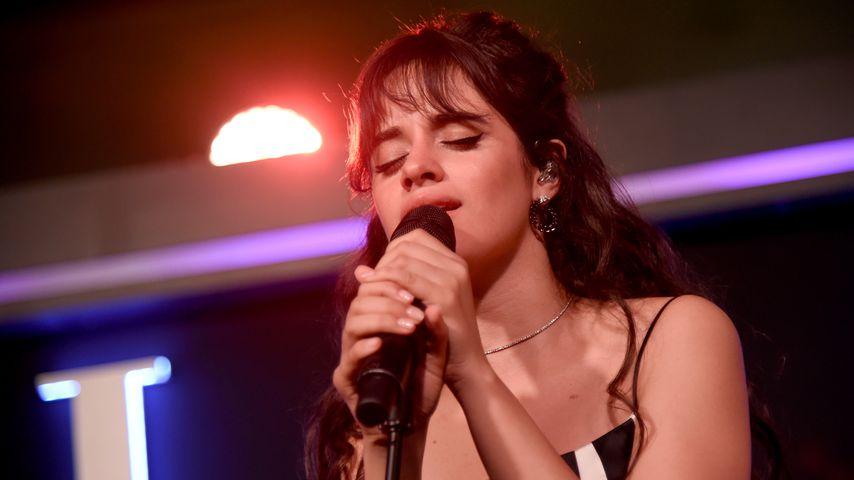 Camila Cabello meidet Social Media wegen Hate-Kommentaren