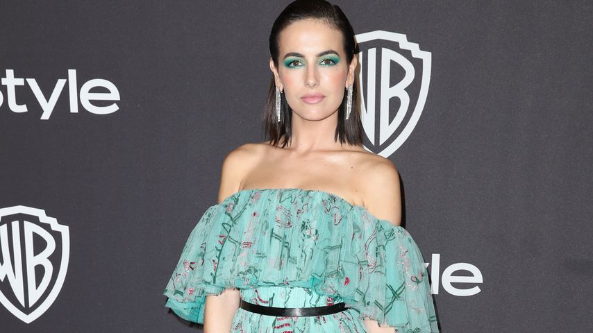 PromiFashion: Camilla Belle in Silvester-Laune