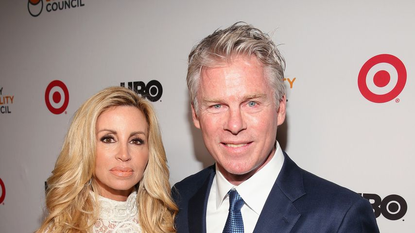 Camille Grammer und David C. Meyer bei den Family Equality Council's Impact Awards