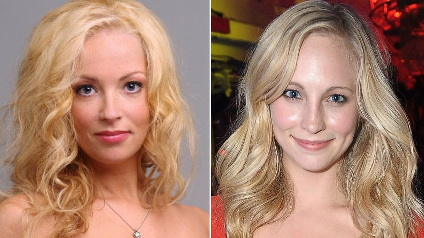 "Bachelor-Cindy sieht ja aus wie ""Vampire Diaries""-Caroline!"