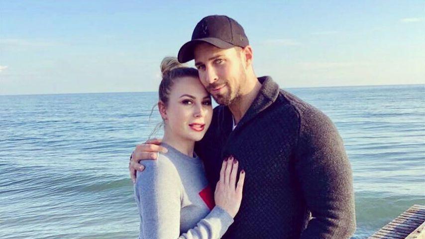 Caona und Leonard Freier in Italien