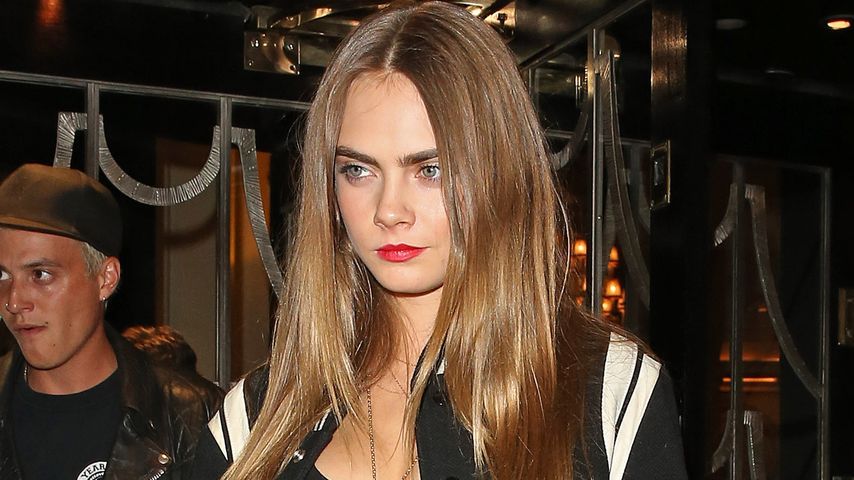 Cara Delevingne hasst Superheldinnen-Outfits!