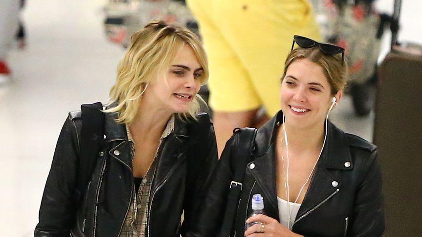 Cara Delevingne und Ashley haben in Las Vegas geheiratet
