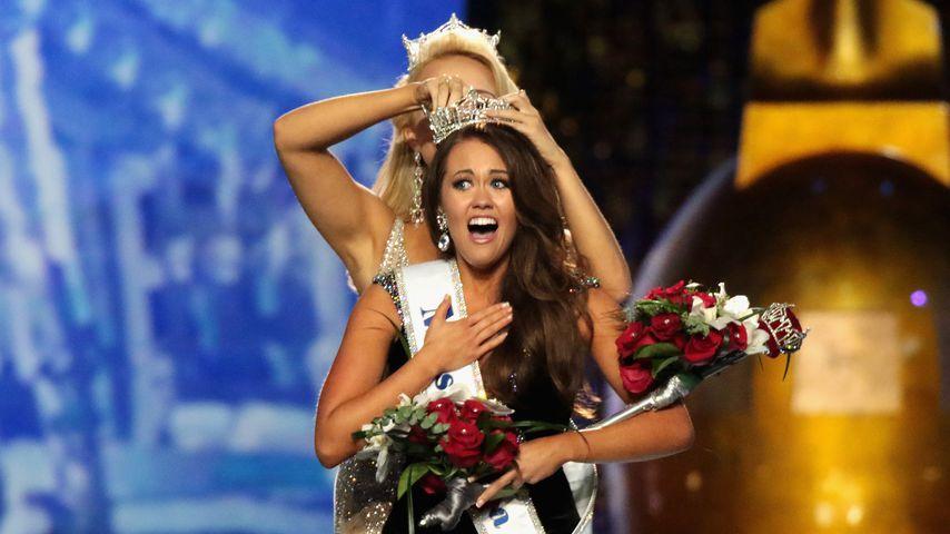 """Nicht nur schön: Elite-Studentin ist """"Miss America 2018""""!"""