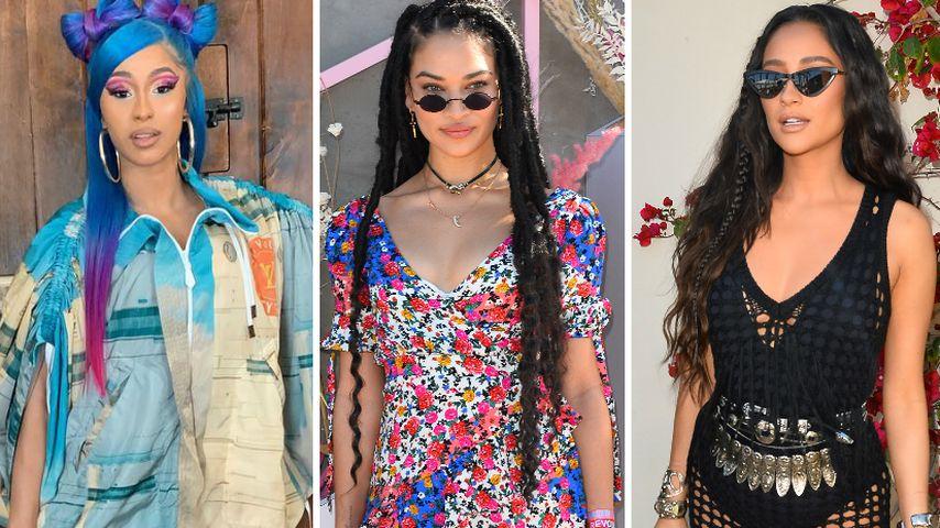Coachella 2019: Das sind die coolsten Festival-Looks!