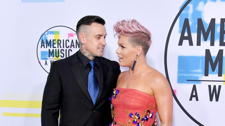 Carey Hart und Ehefrau Pink