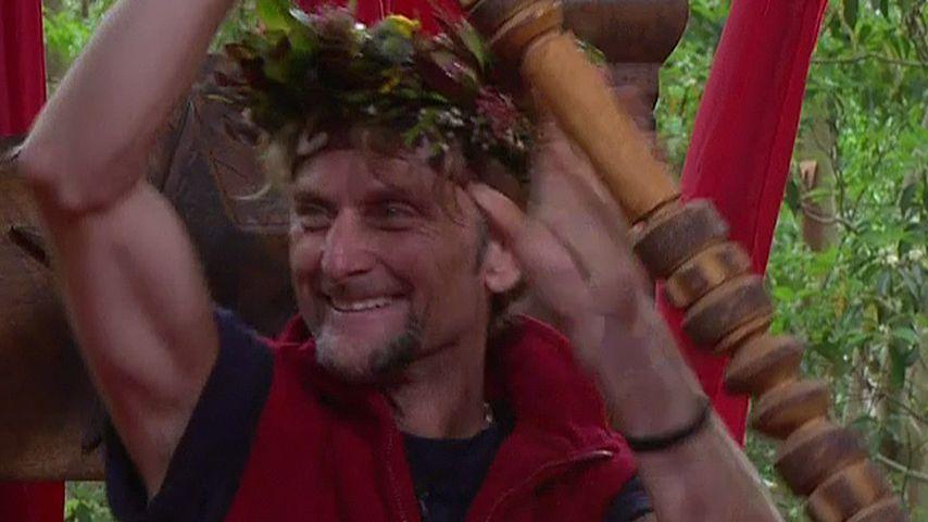 Wow! Carl Fogarty ist britischer Dschungel-König