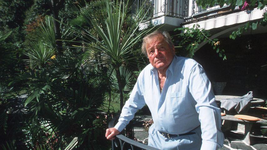 Carl Schell 2002 in Brissago