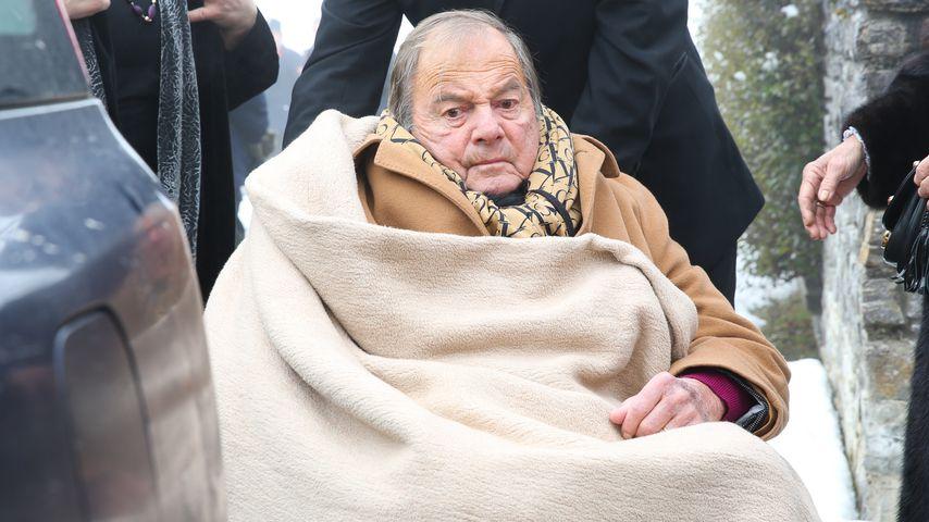 Mit 91 Jahren: Schauspiel-Legende Carl Schell ist gestorben!
