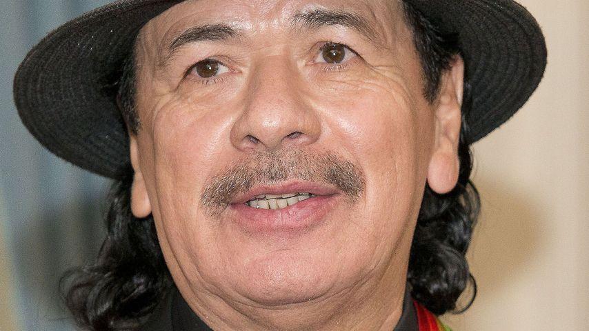 40 Jahre später: Santana trifft Ex-Kollegen wieder