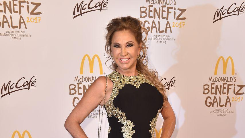 Carmen Geiss bei der McDonald's Benefiz Gala 2017