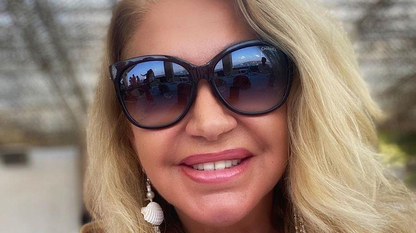 Schulterlang statt XXL-Mähne: Carmen Geiss hat die Haare ab
