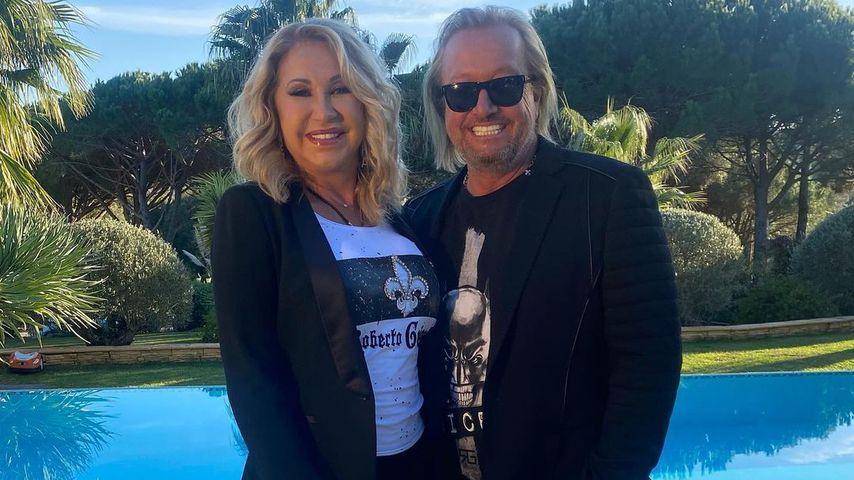 Carmen und Robert Geiss im Dezember 2020