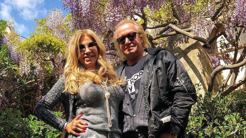 Carmen und Robert Geiss, April 2019