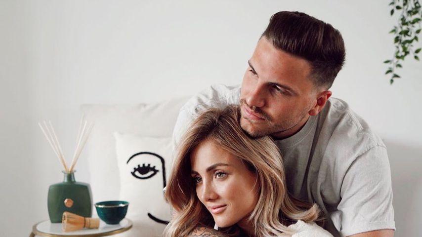Carmushka und ihr Mann Niclas Julien im Mai 2019